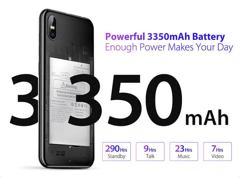 xphone battery backup