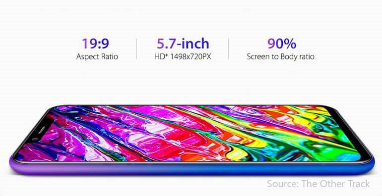 xphone display