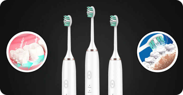sonicxpro smart toothbrush