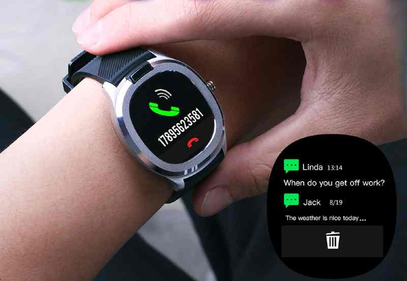 smartwatch assistant